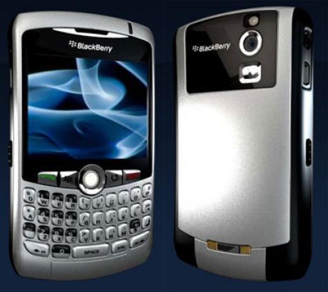 BlackBerry Curve 8320 - SAR Levels