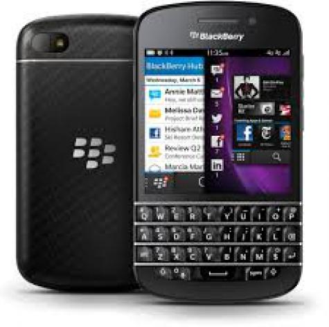 Now scroll down and tap BlackBerry Protect