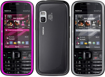 Nokia 5730 XpressMusic Spy Apps for WhatsApp, Facebook ...