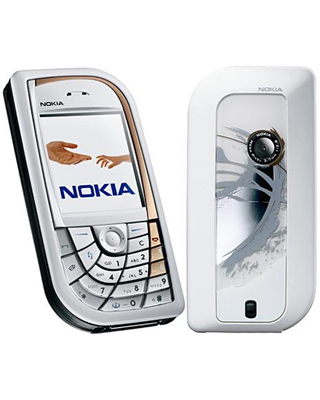 Complete collection of mobile phones